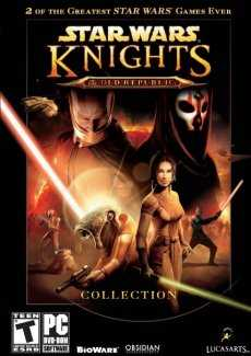 Star Wars Knights of the Old Republic 2 – The Sith Lords