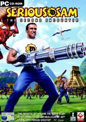 Serious Sam The Second Encounter